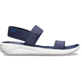 Crocs LiteRide - Sandales Femme - bleu